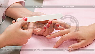 Manicure | High resolution stock photo |ID 3027579