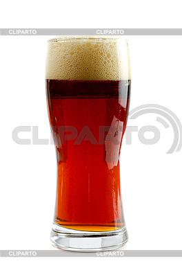 Glas dunkles Bier | Foto mit hoher Auflösung |ID 3027937