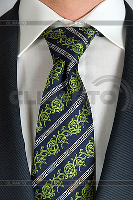 Biznesmen w garniturze wit tie | Foto stockowe wysokiej rozdzielczości |ID 3028082