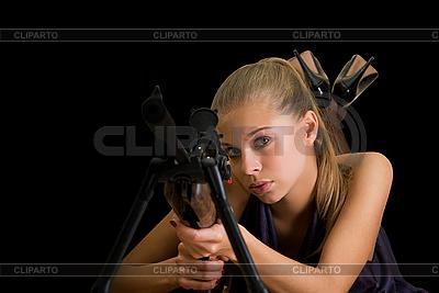 狙击兵 | 高分辨率照片 |ID 3028092