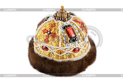 Car `s fur crown | Foto stockowe wysokiej rozdzielczości |ID 3028144