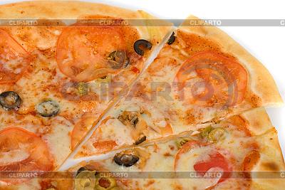 Pizza Margarite | Foto mit hoher Auflösung |ID 3028274