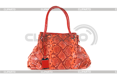 Red women bag   High resolution stock photo  ID 3028504