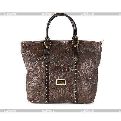 Brown women bag | High resolution stock photo |ID 3028515