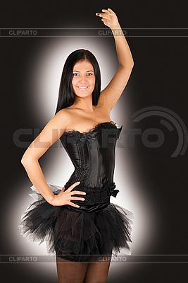 Ballerina | High resolution stock photo |ID 3028573