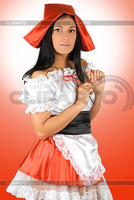 Сексуальная Красная шапочка | Фото большого размера |ID 3028581