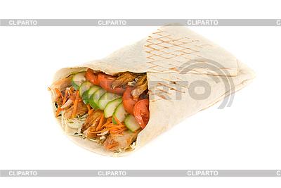 Doner kebab | Foto stockowe wysokiej rozdzielczości |ID 3028627