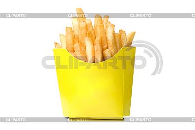 Frittierte Kartoffeln | Foto mit hoher Auflösung |ID 3028639