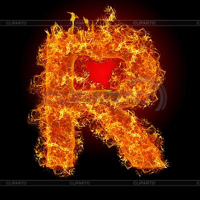 화재 편지 R   높은 해상도 사진  ID 3028675