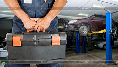 Auto mechanic | High resolution stock photo |ID 3028686