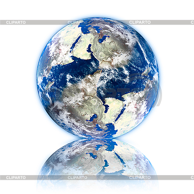 Earth planet | High resolution stock photo |ID 3029331