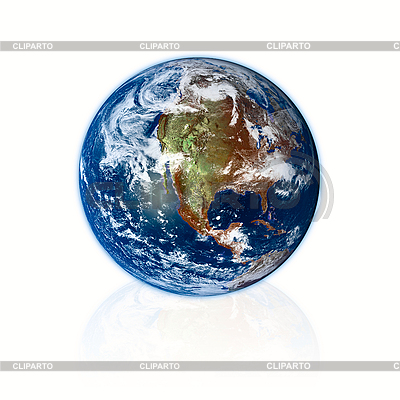 3d Earth planet    High resolution stock photo  ID 3029338