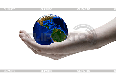 Take care of the world | High resolution stock photo |ID 3029467