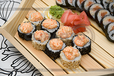 Am Sushi-Restaurant | Foto mit hoher Auflösung |ID 3029506