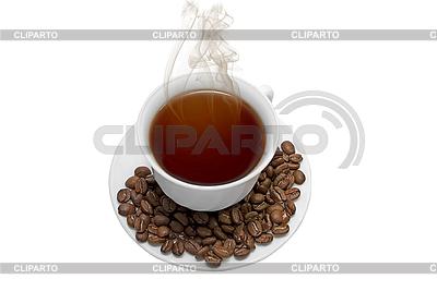 Biały kubek kawy | Foto stockowe wysokiej rozdzielczości |ID 3029540