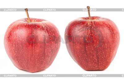 Dwa jabłka | Foto stockowe wysokiej rozdzielczości |ID 3029686