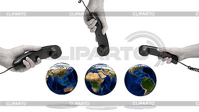 Weltkommunikation | Foto mit hoher Auflösung |ID 3029788