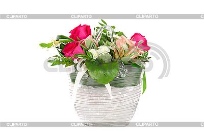 Hochzeit-Strauß mit Rosen | Foto mit hoher Auflösung |ID 3029990