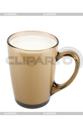 Glass with milk | Foto stockowe wysokiej rozdzielczości |ID 3030222