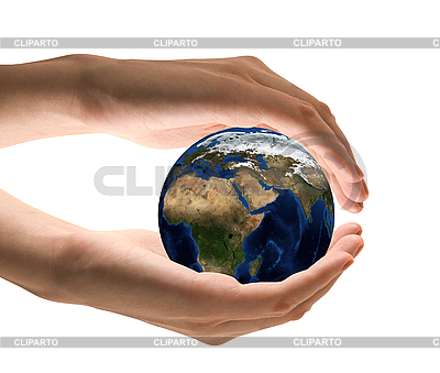 Take care the earth   High resolution stock photo  ID 3030672