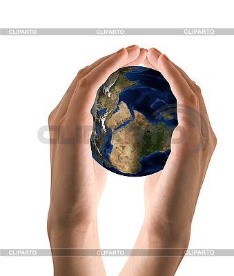 Uważaj Ziemię | Foto stockowe wysokiej rozdzielczości |ID 3030673