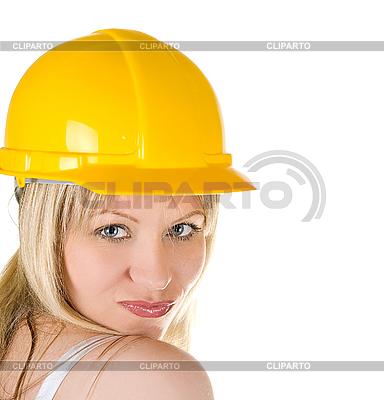 Building girl   High resolution stock photo  ID 3030875