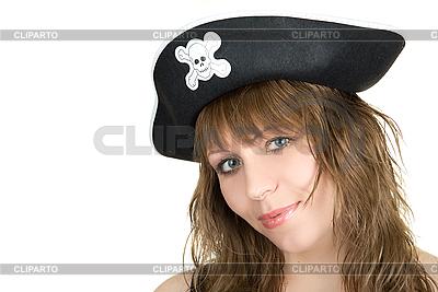 Corsair girl   High resolution stock photo  ID 3031164