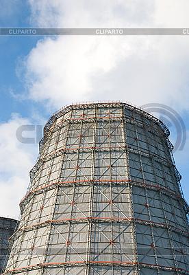 Carbón planta de energía | Foto de alta resolución |ID 3031303