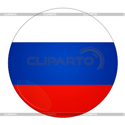 Russia button with flag | High resolution stock illustration |ID 3032599