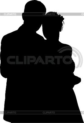 Couple people | Stock Vector Graphics |ID 3033349