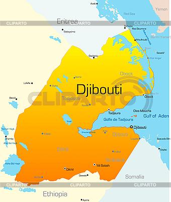 Djibouti  | Stock Vector Graphics |ID 3033444