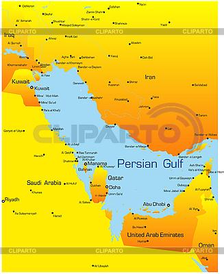Persian gulf | Klipart wektorowy |ID 3033533