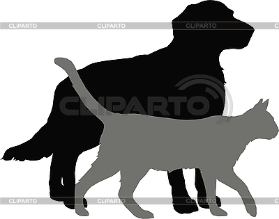 Haustiere | Stock Vektorgrafik |ID 3033541