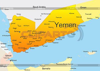 Yemen  | Stock Vector Graphics |ID 3033589