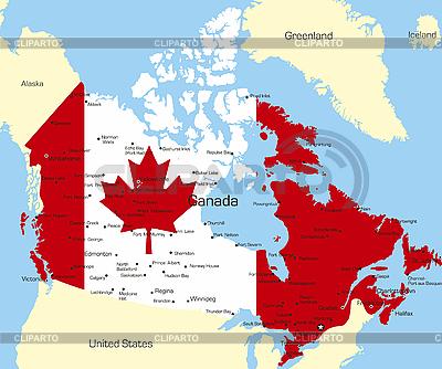 Canada | Stock Vector Graphics |ID 3034825