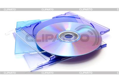 Dyski CD i DVD   Foto stockowe wysokiej rozdzielczości  ID 3034897