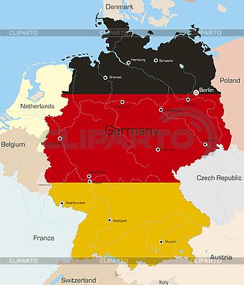 Germany | Stock Vector Graphics |ID 3035141