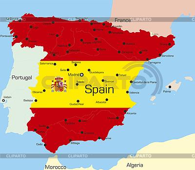 Spain | Stock Vector Graphics |ID 3035261