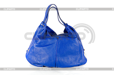 Blue women bag | High resolution stock photo |ID 3036426