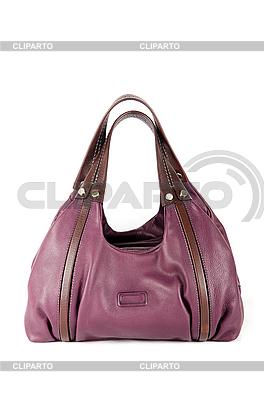 Puple women bag   High resolution stock photo  ID 3036433