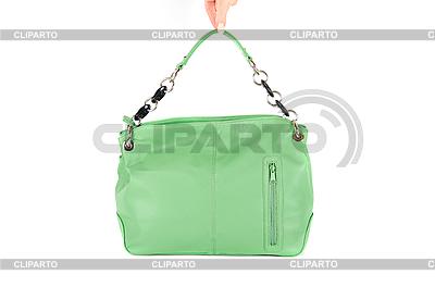 Green women bag | High resolution stock photo |ID 3036437