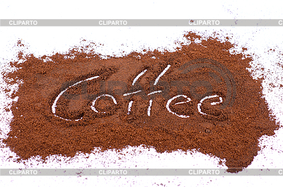 Znak kawy bielonego | Foto stockowe wysokiej rozdzielczości |ID 3036581