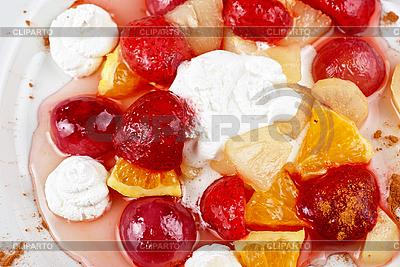 Sałatka owocowa | Foto stockowe wysokiej rozdzielczości |ID 3037211
