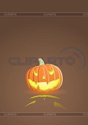Evil pumpkin   Stock Vector Graphics  ID 3021575