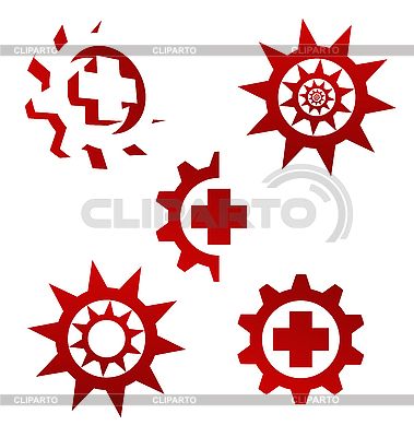 Elements for logo design | Stock Vector Graphics |ID 3021812