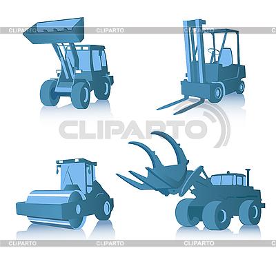 Industrial machines | Stock Vector Graphics |ID 3021830