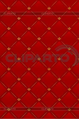 Roter Leder-Hintergrund | Stock Vektorgrafik |ID 3022419