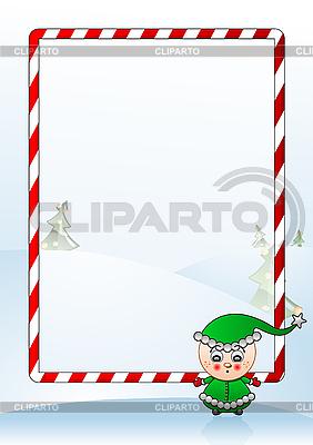 Christmas greeting card | Stock Vector Graphics |ID 3022539
