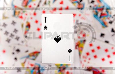 Ace of Spades | Foto stockowe wysokiej rozdzielczości |ID 3022603