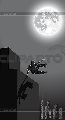 Night urban parkour | Stock Vector Graphics |ID 3022644
